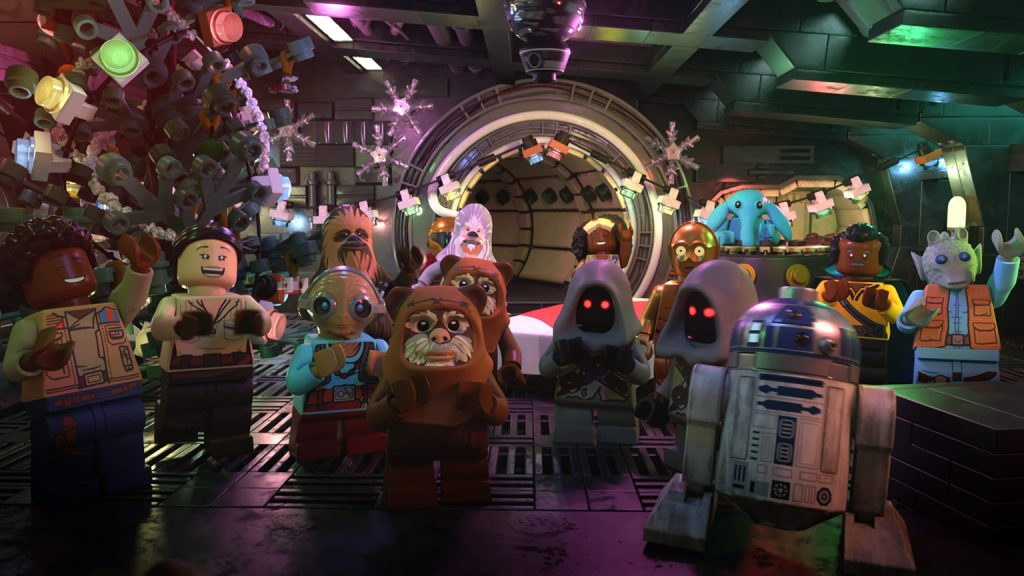 ЛЕГО Звездные войны: Праздничный спецвыпуск — лучший финал саги, чем IX эпизод