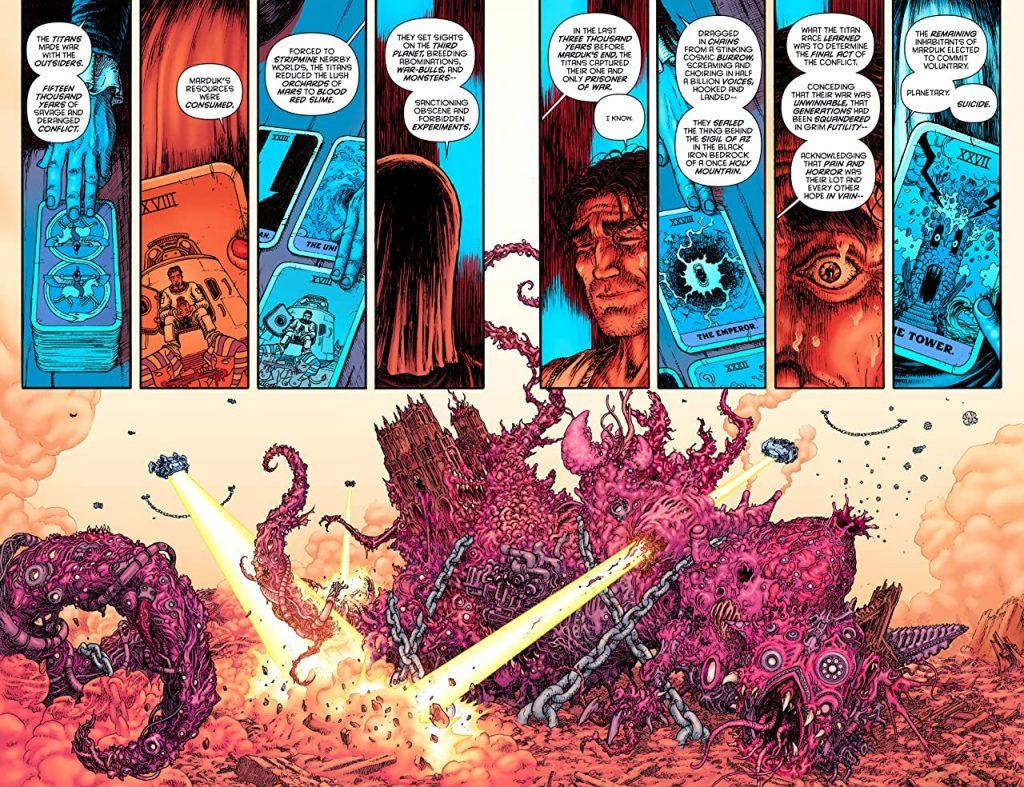 Что почитать у Гранта Моррисона? 5 комиксов на вечер 14