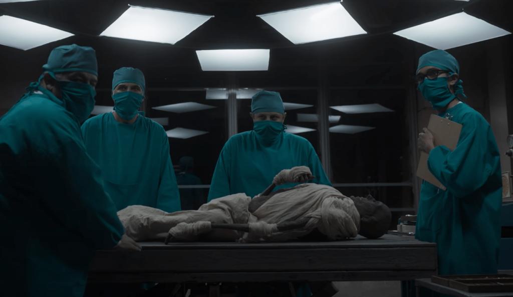 «Паранормальные явления»: египетские ужасы от Netflix (почти без мумий!)