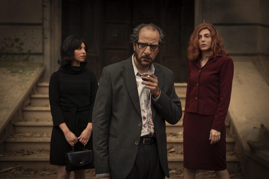 «Паранормальные явления»: египетские ужасы от Netflix (почти без мумий!) 1