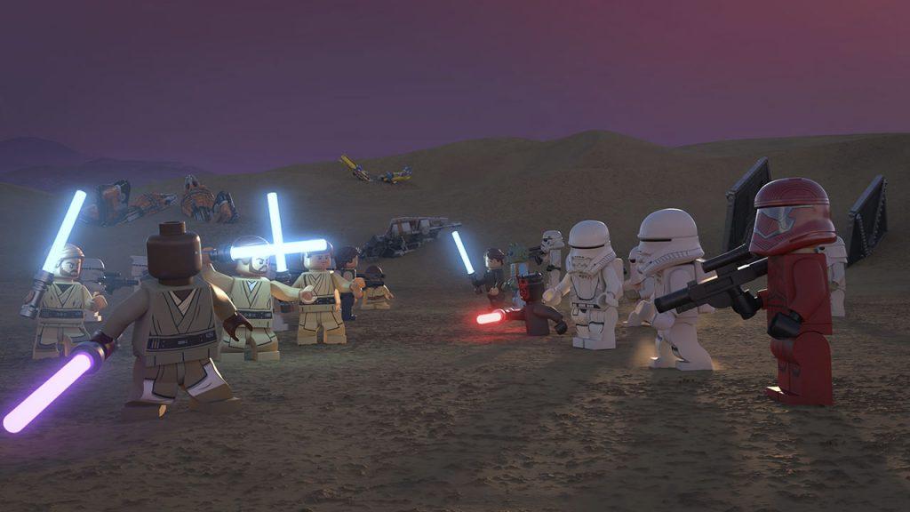 ЛЕГО Звездные войны: Праздничный спецвыпуск — лучший финал саги, чем IX эпизод 3