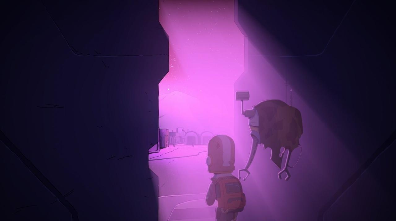 «Как мне этого не хватало» — первый трейлер третьего сезона «Крайнего космоса»