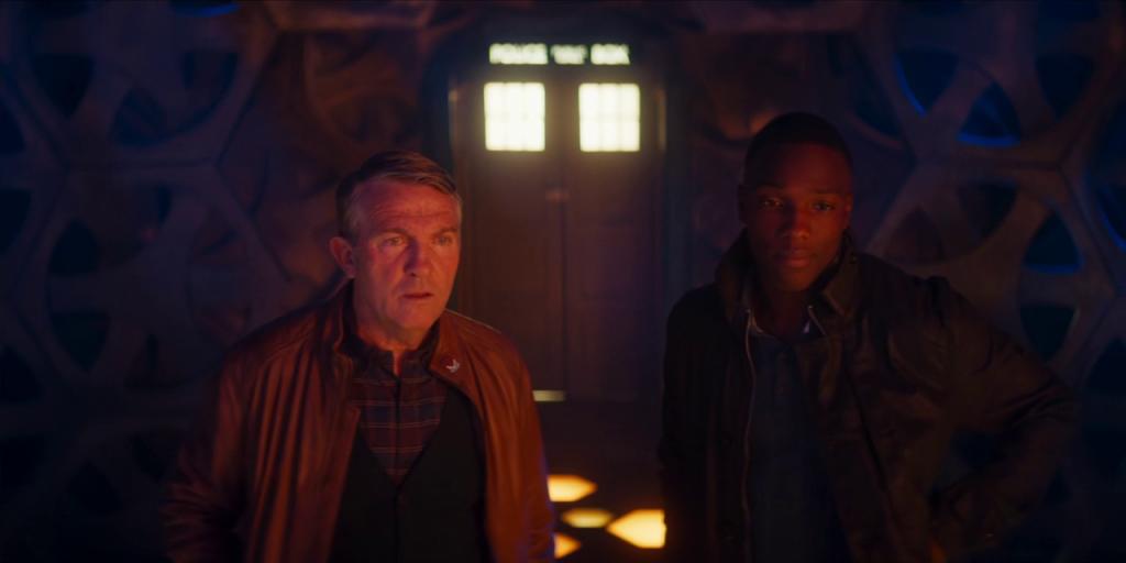 Спецвыпуск «Доктор Кто: Революция Далеков» — Джек Харкнесс и прощание со спутниками 11