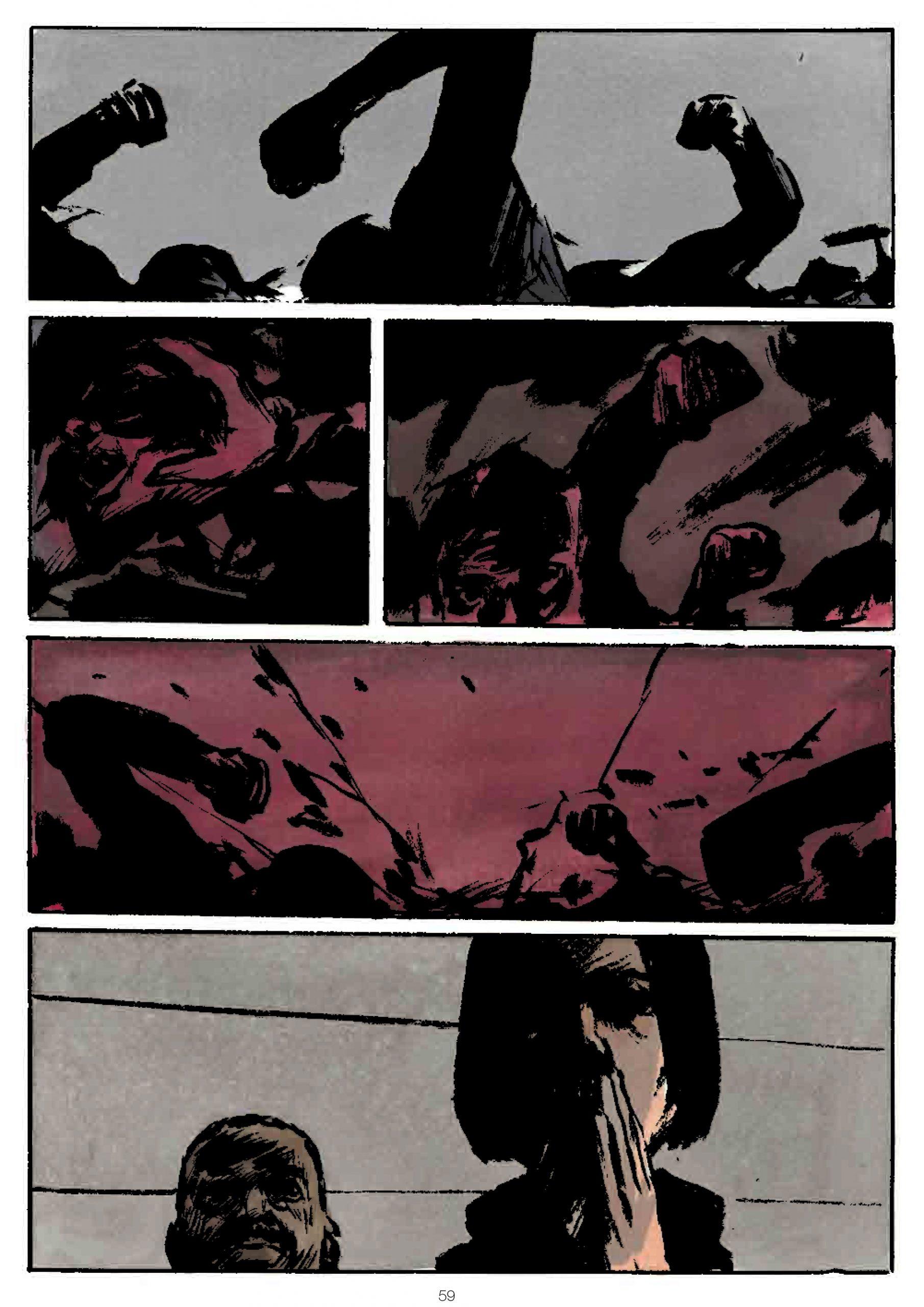 Читаем комикс «Сквозь снег: Конечная станция» 16