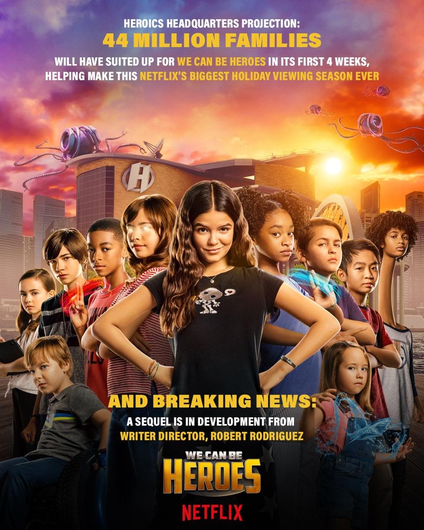 СМИ: Роберт Родригез займётся новым фильмом пофраншизе «Дети шпионов» 1