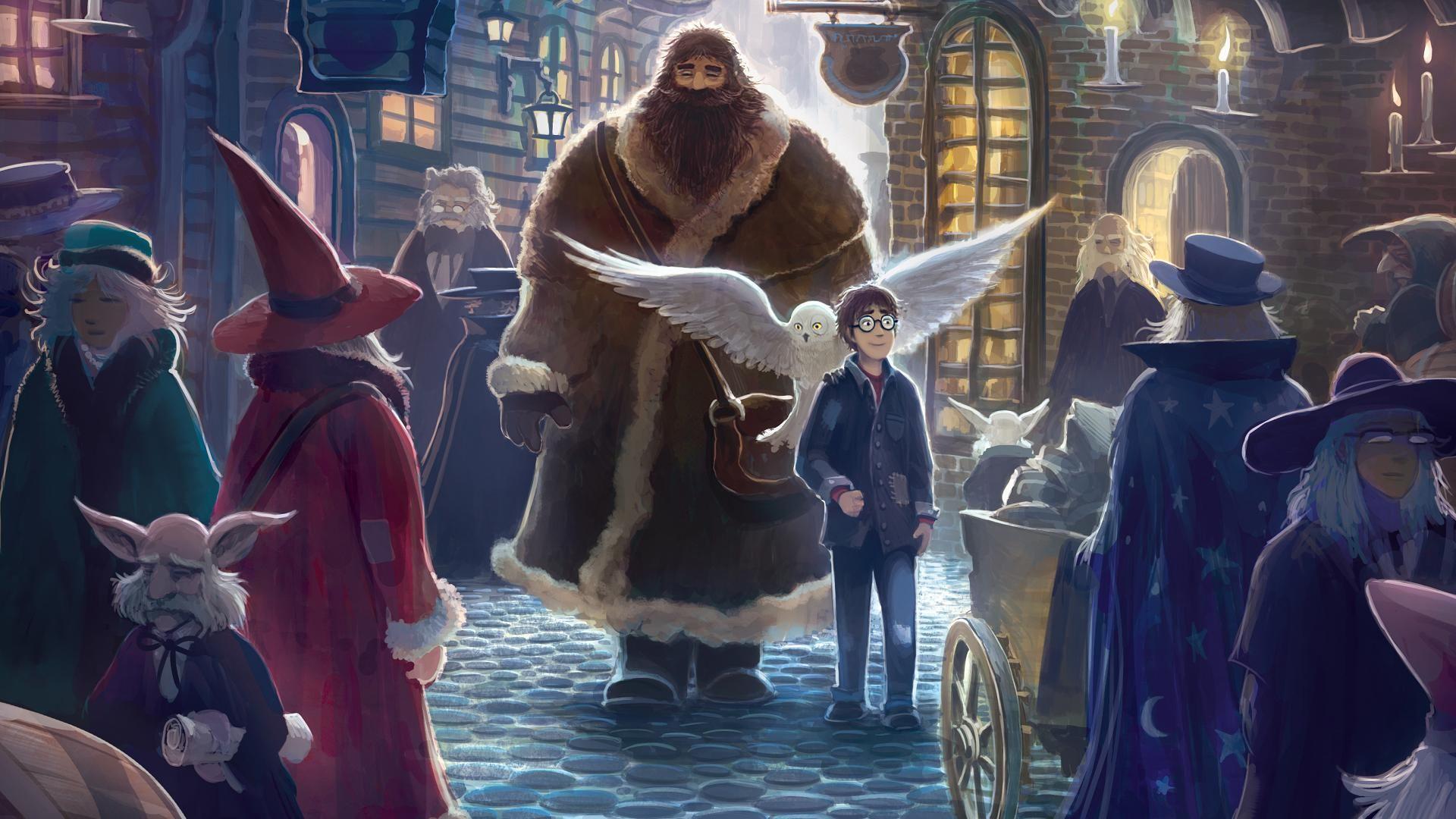 СМИ: Warner Bros. работает над сериалом во вселенной «Гарри Поттера» 1