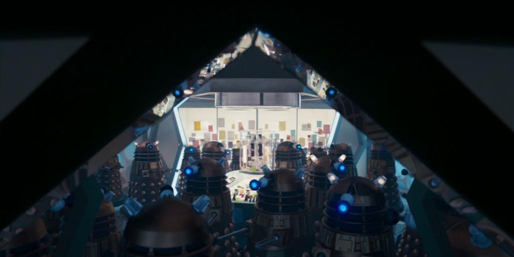 Спецвыпуск «Доктор Кто: Революция Далеков» — Джек Харкнесс и прощание со спутниками 6