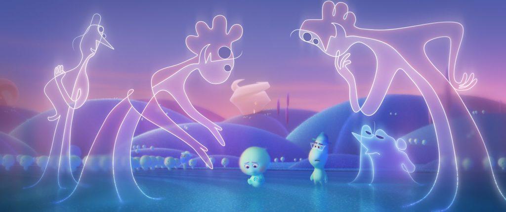 «Детям важно задавать серьёзные вопросы». Разговор с создателями мультфильма Pixar «Душа» 5