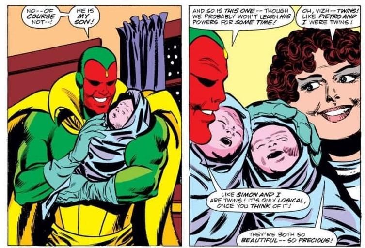 Алая Ведьма из «ВандаВижн» в комиксах: трагедия сильнейшего Мстителя 5