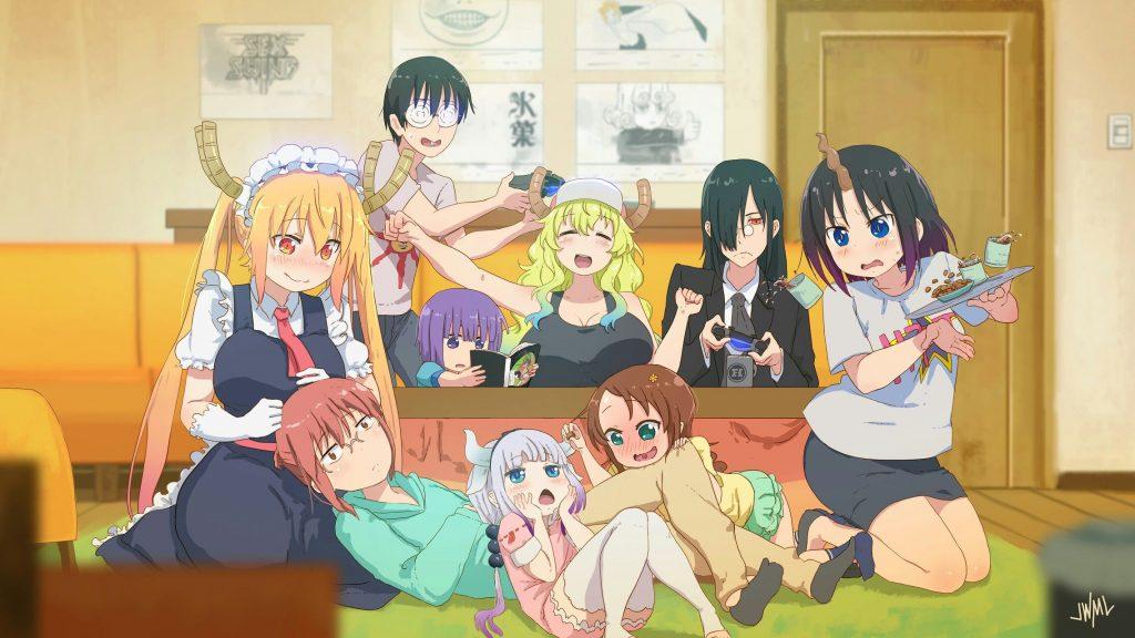 Самые ожидаемые аниме-продолжения 5