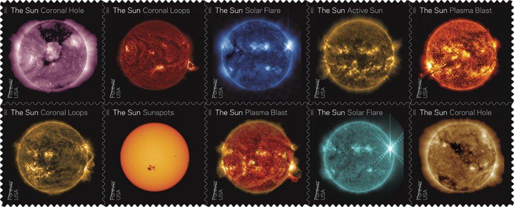 В США выйдет почтовая марка, посвящённая Урсуле Ле Гуин 1