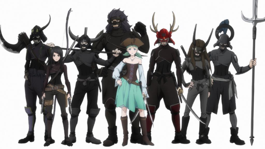Самые ожидаемые полнометражные и аниме-сериалы 6