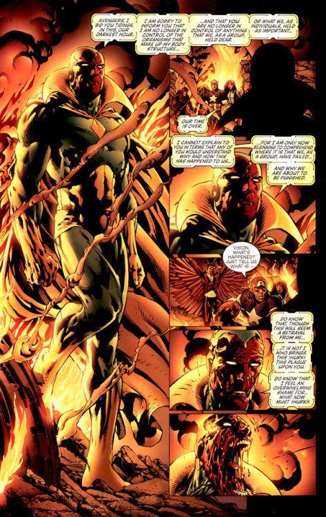 Алая Ведьма из «ВандаВижн» в комиксах: трагедия сильнейшего Мстителя 4