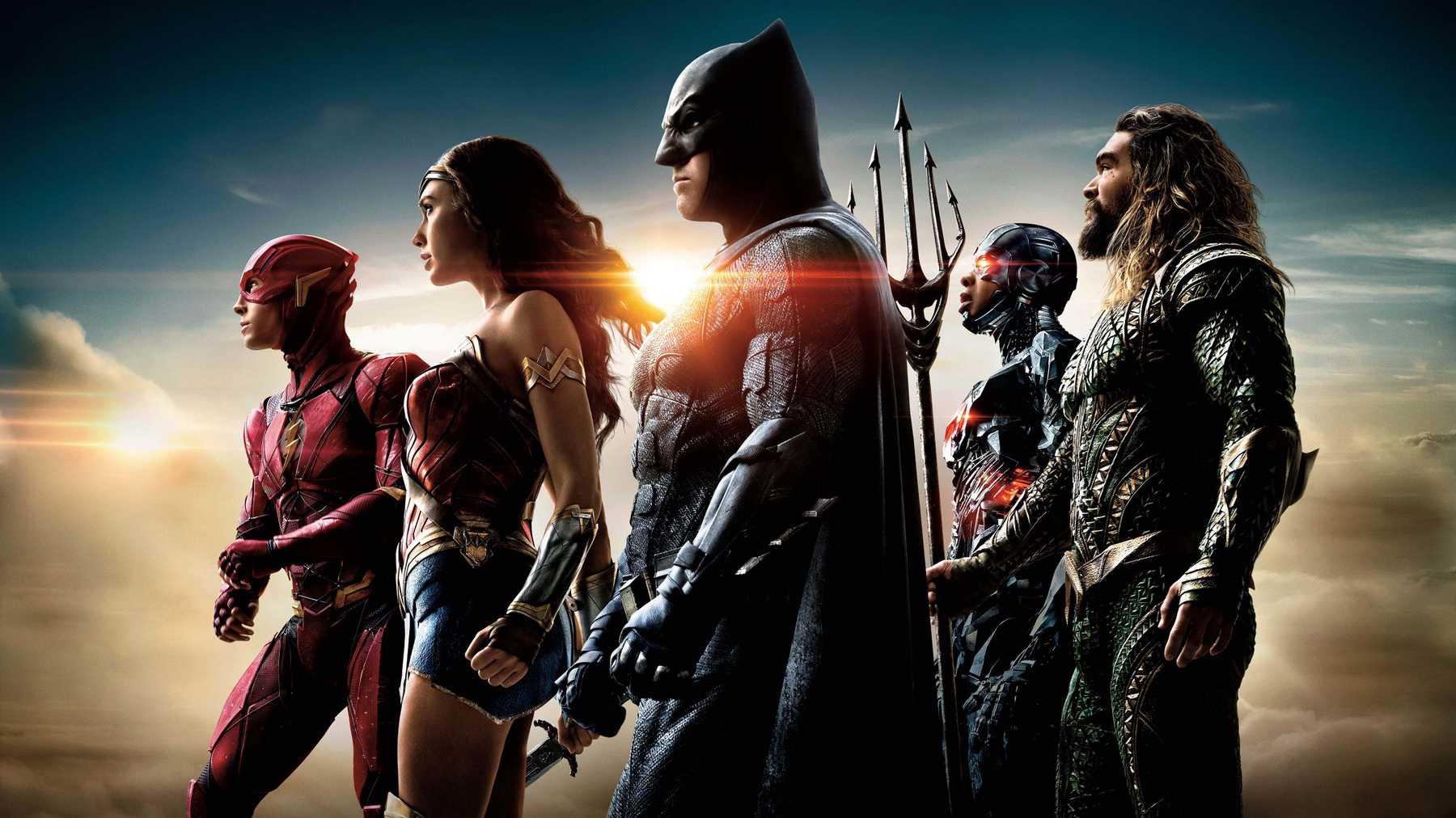 Режиссерская версия «Лиги справедливости» выйдет 18 марта