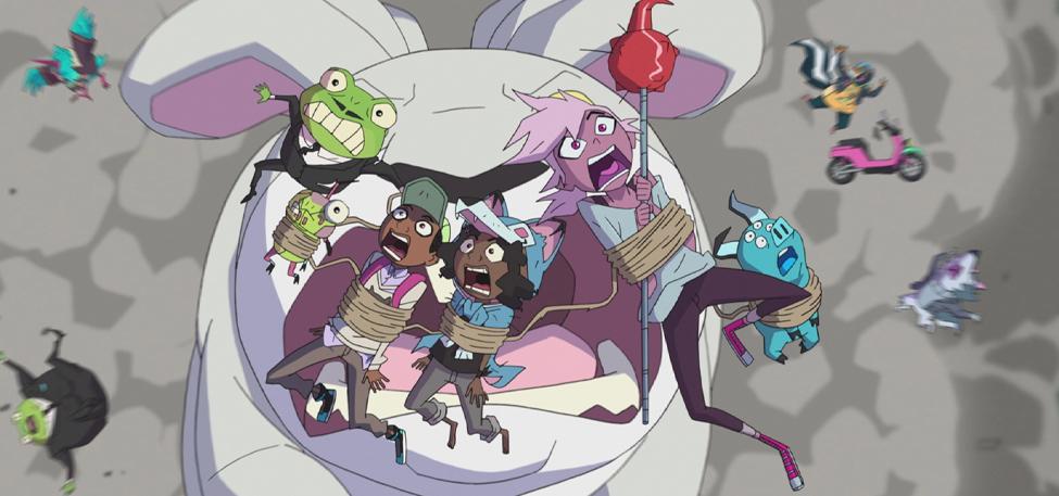 Лучшие мультсериалы 2020: «Звёздные войны», «Рик и Морти» и новинки 9