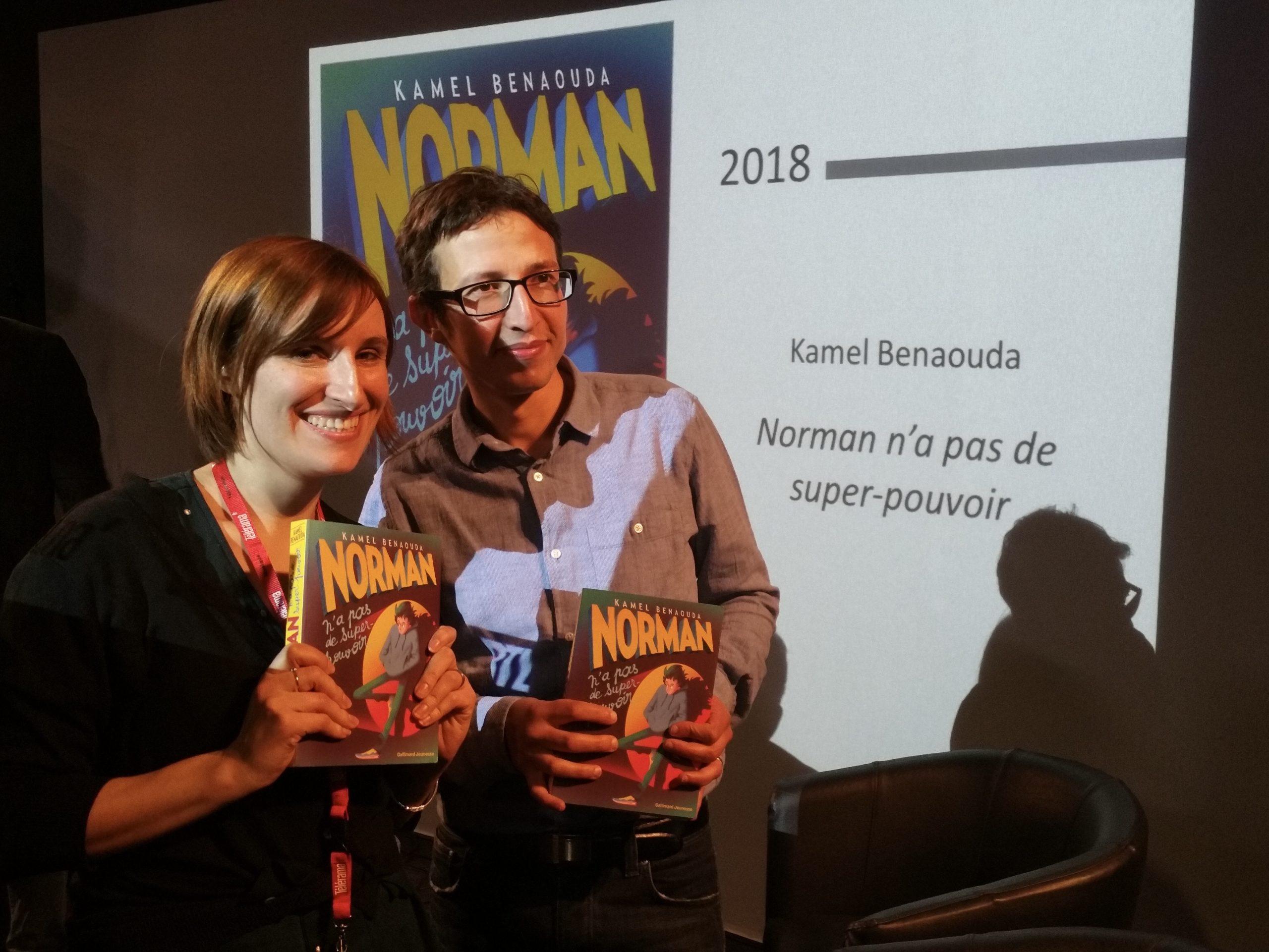 «Основная же трудность всегда одна»: интервью сфранцузским писателем Камелем Бенауда, автором книги «Норман» 2