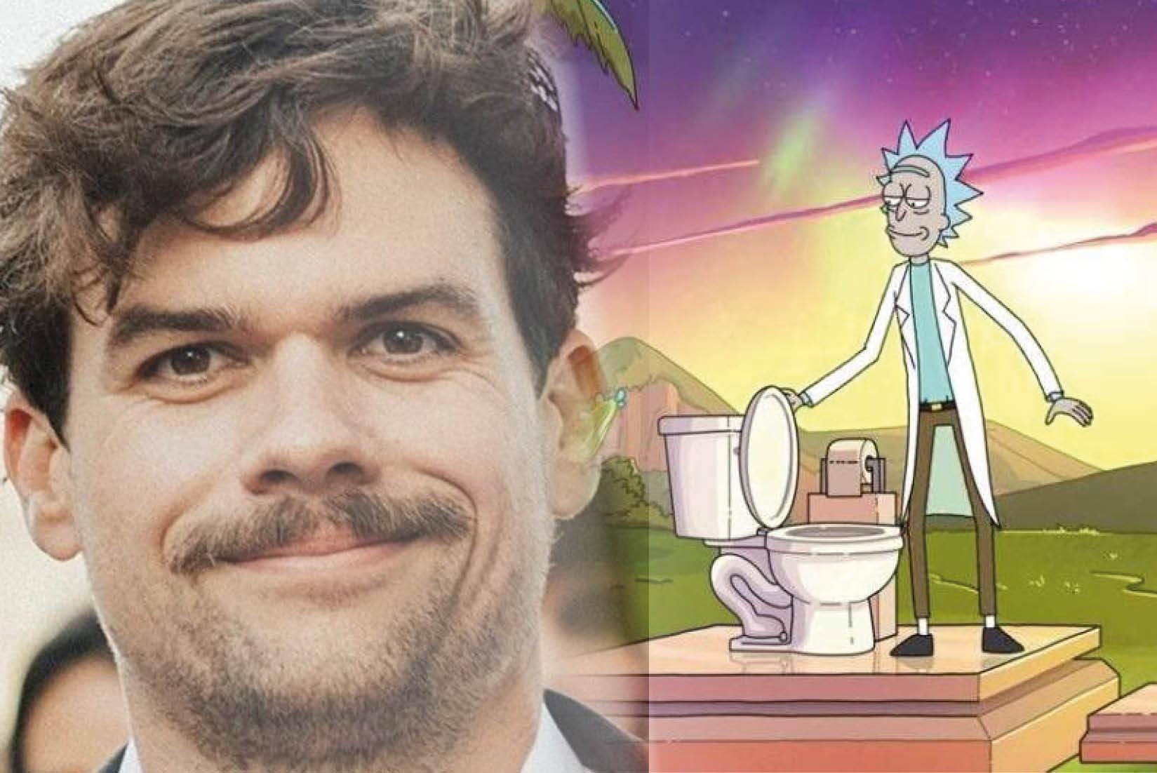 СМИ: сценарий новых «Звёздных войн» напишет автор серии «Рика и Морти» про планету-туалет