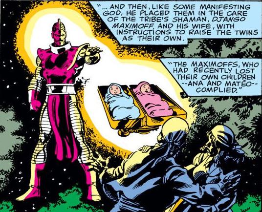 Алая Ведьма из «ВандаВижн» в комиксах: трагедия сильнейшего Мстителя 8