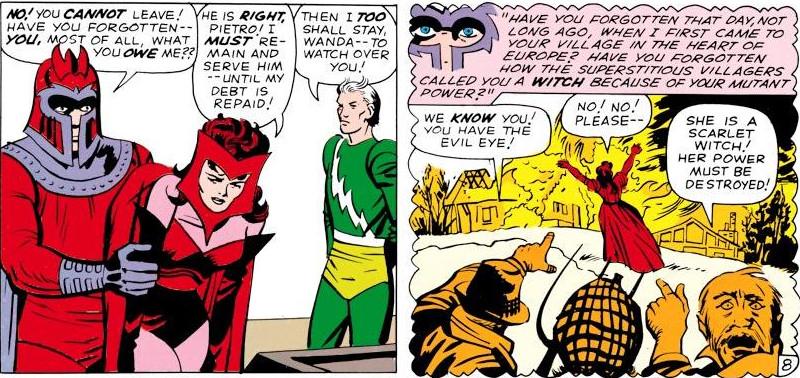 Алая Ведьма из «ВандаВижн» в комиксах: трагедия сильнейшего Мстителя 9