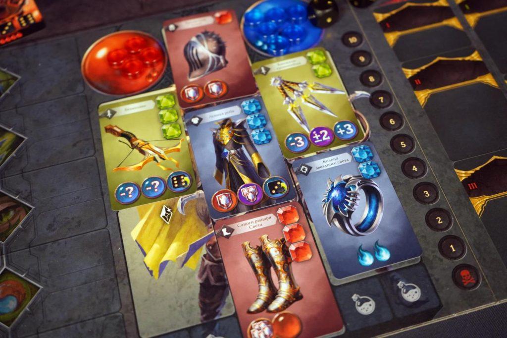 Игра «Санктум»: настольный «убийца Diablo» 6