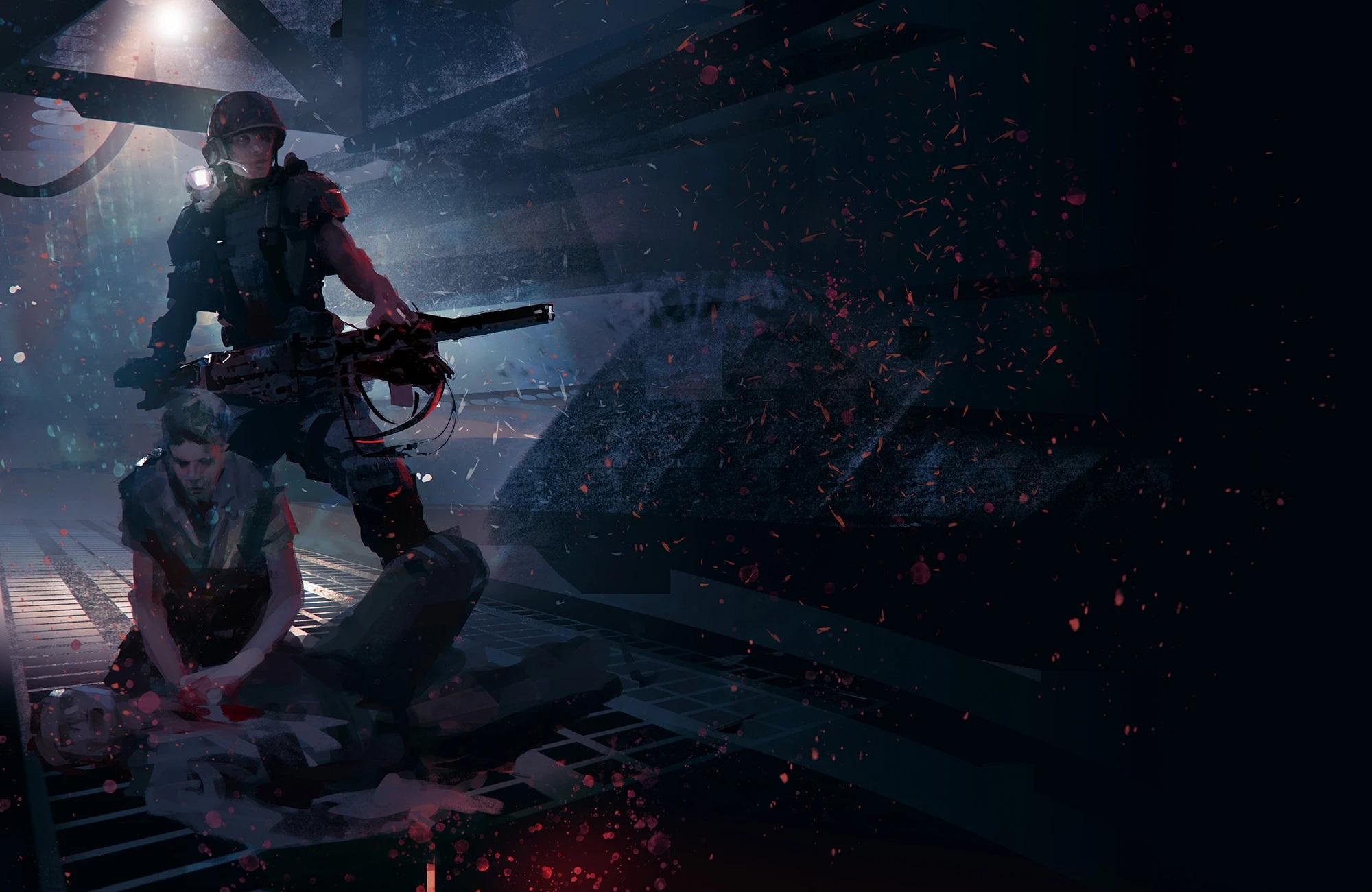 Колонии и ксеноморфы: обзор настольной ролевой игры Alien RPG 4