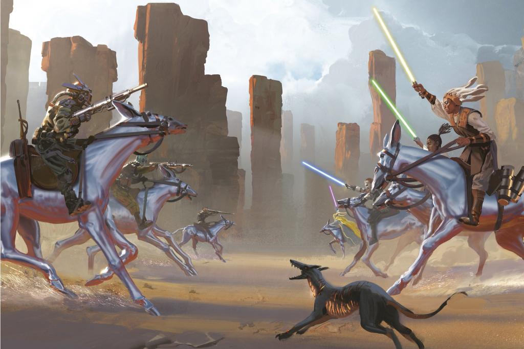 «Звёздные войны: Расцвет Республики». Чего ждать от новой эры в истории джедаев? 8