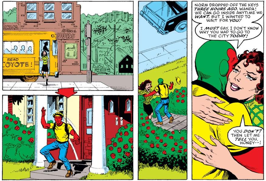 «ВандаВижен»: на каких комиксах основан сериал? 3