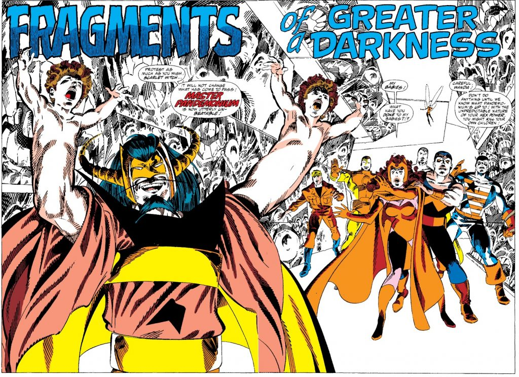 «ВандаВижен»: на каких комиксах основан сериал? 4