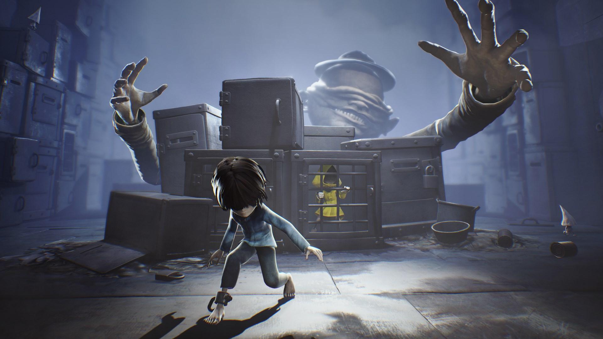 Раздача: хоррор-платформер Little Nightmares