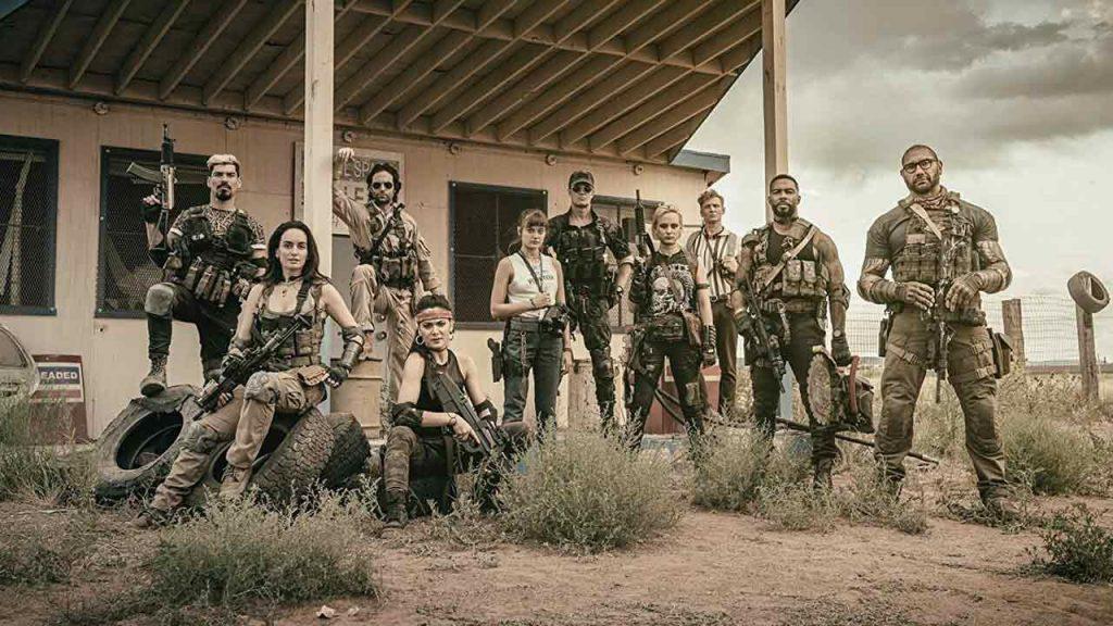 «Армия мертвецов» Зака Снайдера: фото со съёмок и подробности 2