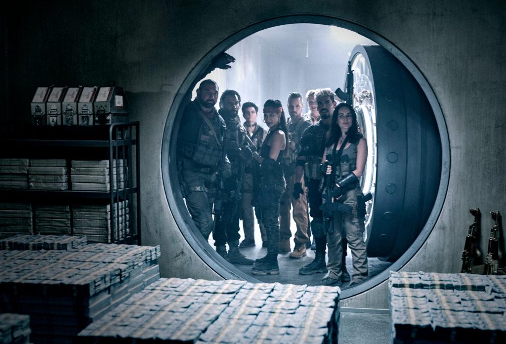 «Армия мертвецов» Зака Снайдера: фото со съёмок и подробности 1