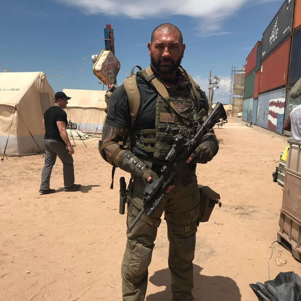 «Армия мертвецов» Зака Снайдера: фото со съёмок и подробности 3