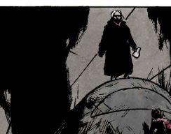 Читаем комикс «Сквозь снег: Конечная станция»