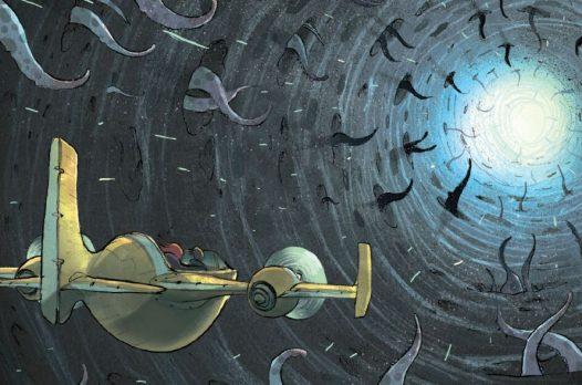 Читаем комикс «Амулет. Хранитель камня» Кадзу Кибуиси