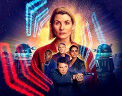 Спецвыпуск «Доктор Кто: Революция Далеков» — Джек Харкнесс и прощание со спутниками