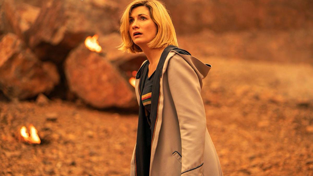 Слух: 13 сезон «Доктора Кто» будет для Джоди Уиттакер последним