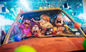 Netflix приобрёл права на показ мультфильма Sony «Насвязи»