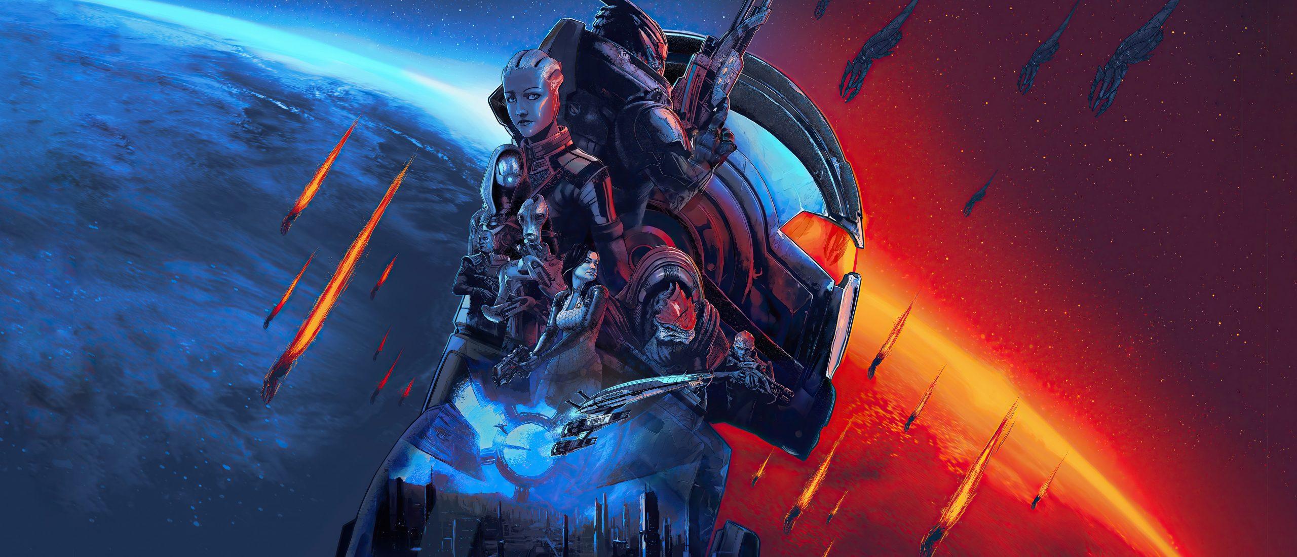 СМИ: Mass Effect: Legendary Edition выйдет в марте 1