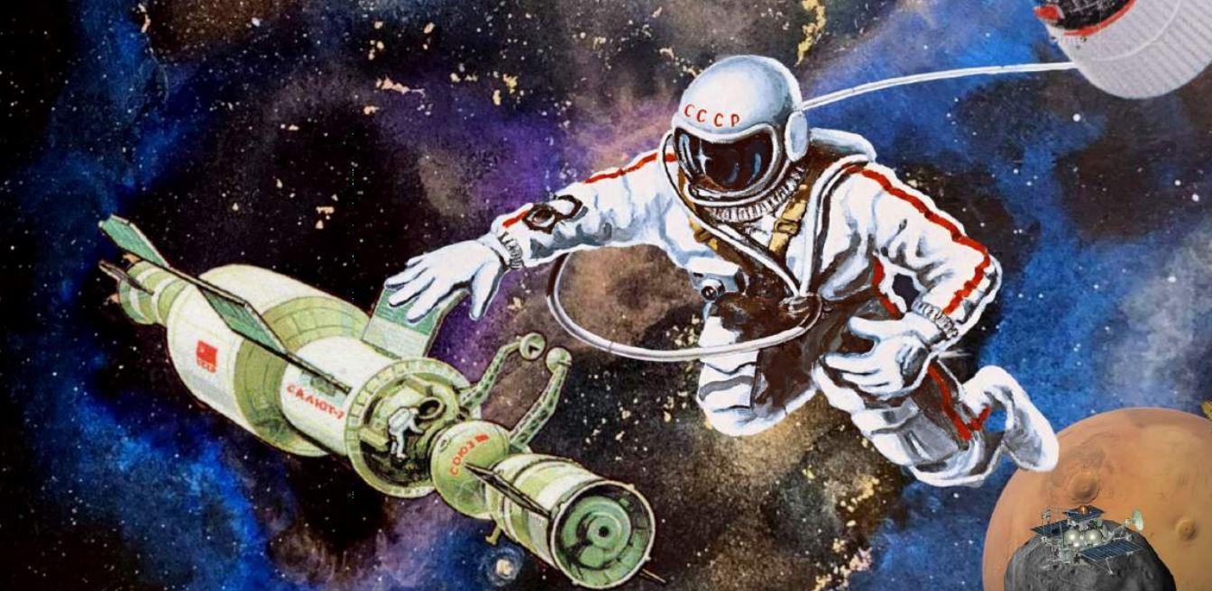Находка: номер фэнзина Journey Planet — лаурета «Хьюго» — прорусский космос