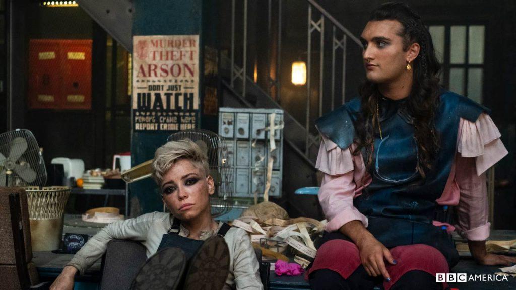 Самые ожидаемые новые сериалы 2021: фэнтези, фантастика и ужасы 10