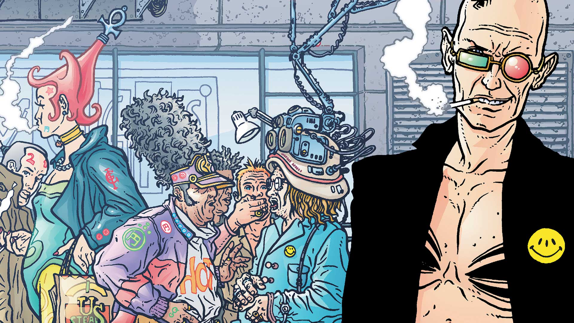 Лучшие комиксы 2020, которые вышли нарусском