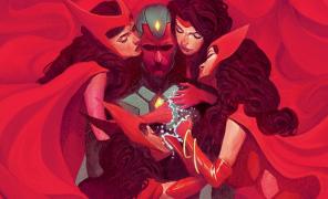 Алая Ведьма из «ВандаВижн» вкомиксах: трагедия сильнейшего Мстителя