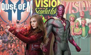 «ВандаВижен»: на каких комиксах основан сериал?