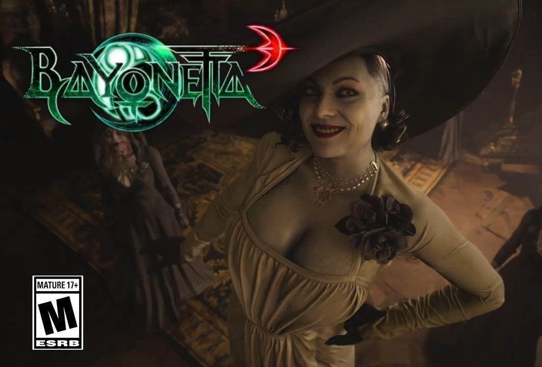Вампирша, невеста и обаятельная злодейка: как всети отреагировали навысокую леди изResident Evil: Village 1