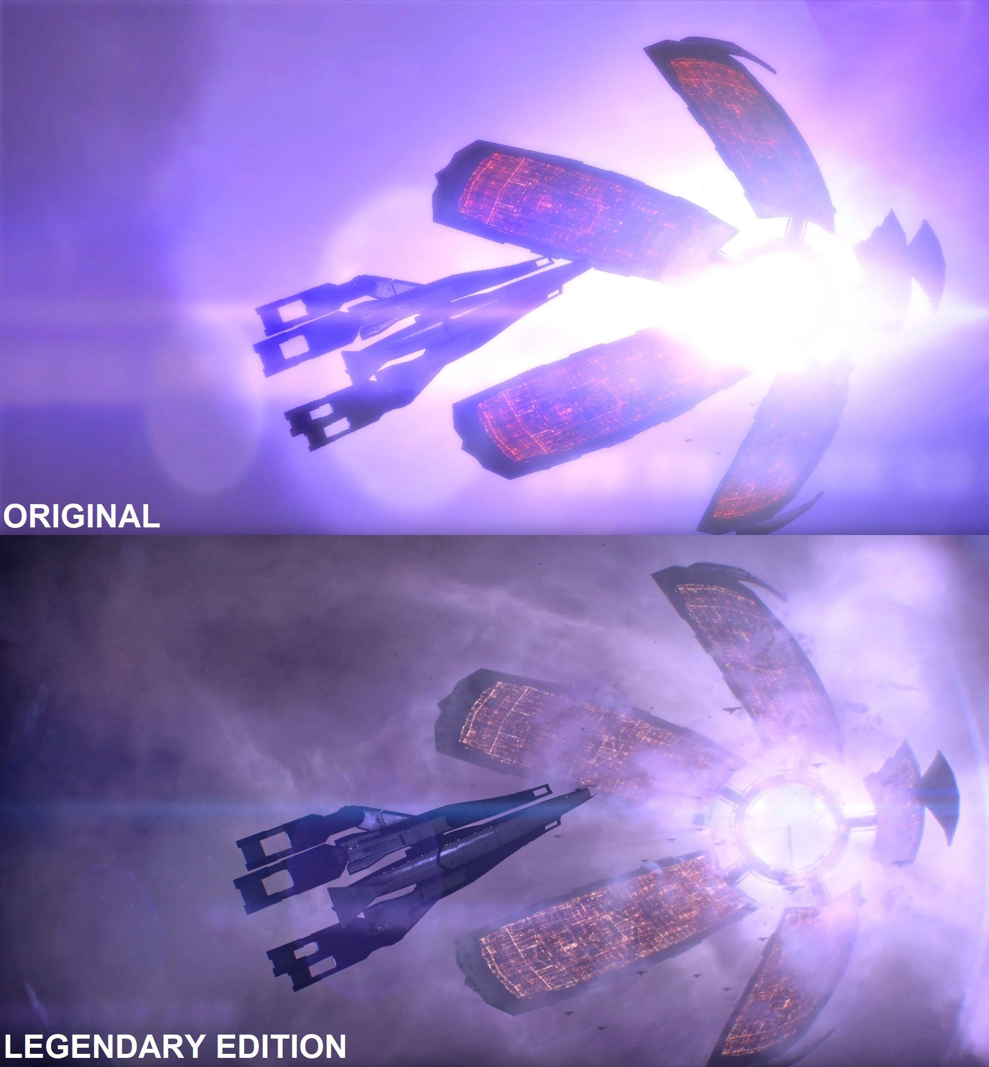 Новые детали, трейлер, скриншоты и дата релиза Mass Effect: Legendary Edition 1