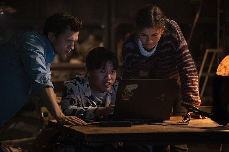 Том Холланд раскрыл название «Человека-паука 3» и показал кадр из фильма 3