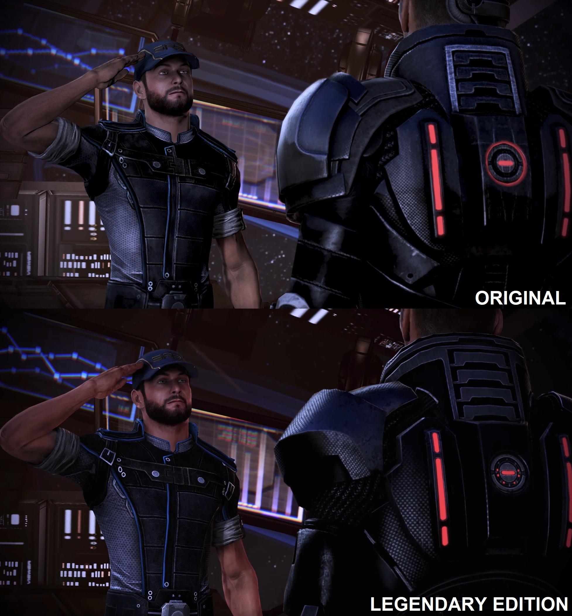 Новые детали, трейлер, скриншоты и дата релиза Mass Effect: Legendary Edition 2