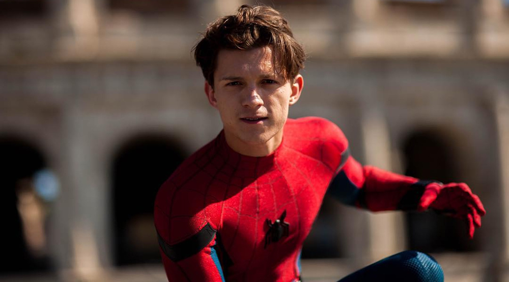 Том Холланд раскрыл название «Человека-паука 3» и показал кадр из фильма