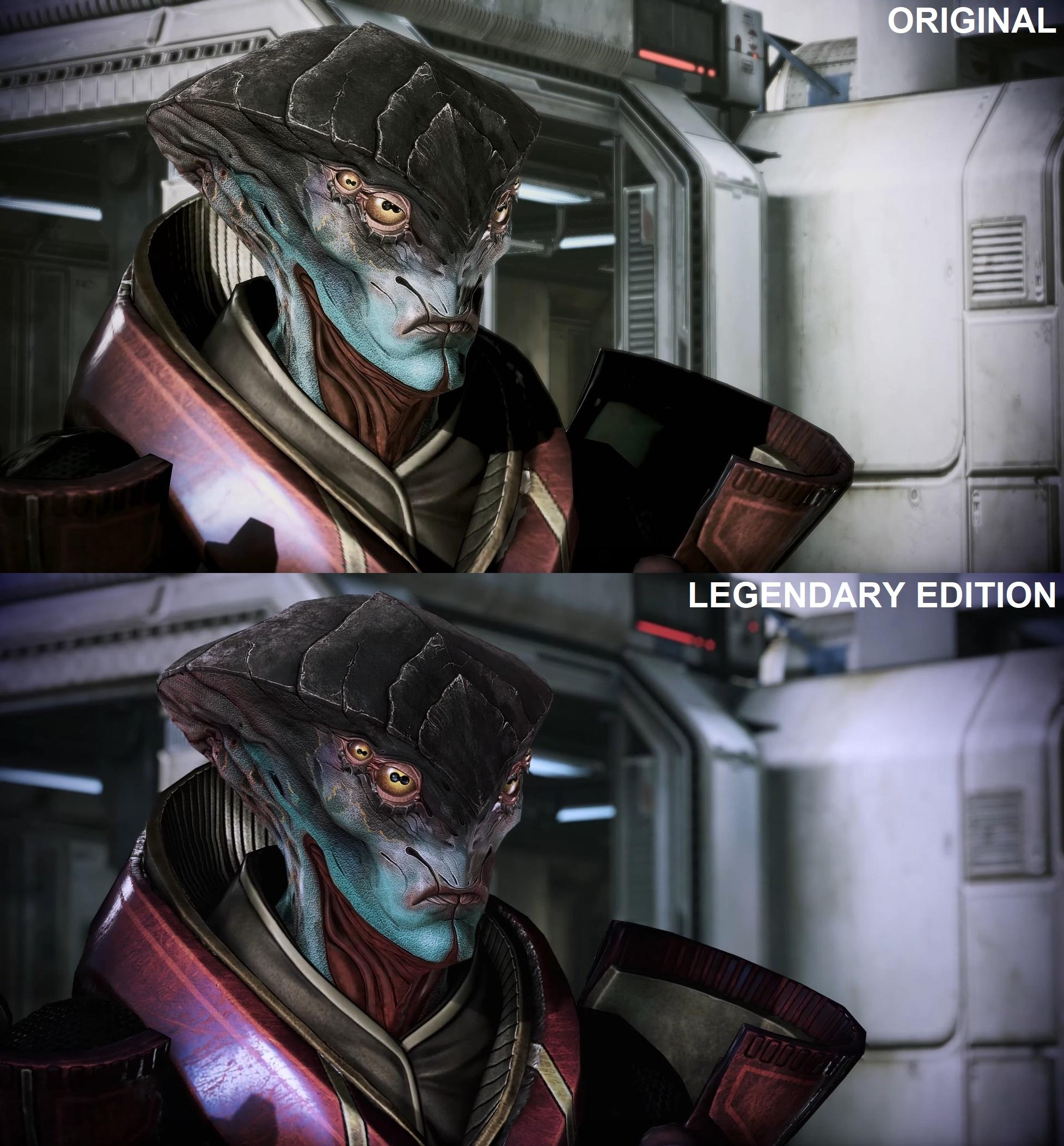 Новые детали, трейлер, скриншоты и дата релиза Mass Effect: Legendary Edition 3
