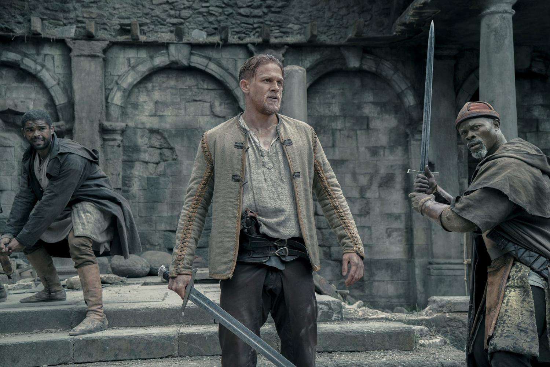 Зак Снайдер хочет снять фильм про короля Артура
